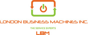 London Business Machines Inc Mobile Logo