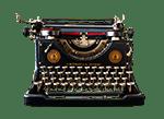 typewriter repair really old